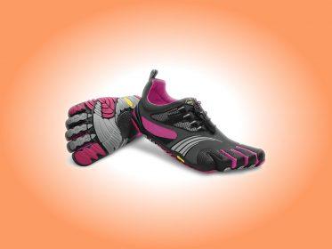 Vibram FiveFingers Komodo Sport LS (schwarz-pink)