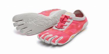 Vibram FiveFingers KSO EVO (Pink/Grau) (W)
