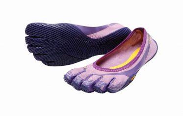 Entrada Zehenschuhe für Damen in Violet