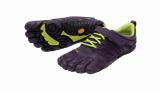V-Train Vibram Fivefingers Fitness Zehenschuh in violet