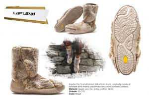 Winterstiefel Vibram Furoshiki Boots Lapland
