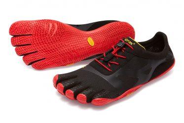 18M0701 Vibram Fivefingers KSO EVO black / red