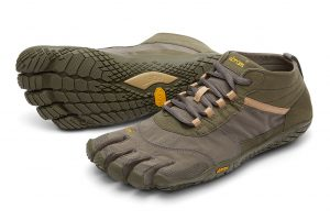 18M7402 - Vibram FiveFingers - V-Trek - military / dark grey