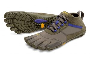 18W7402 - Vibram FiveFingers - V-Trek - military / purple