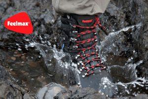 Feelmax - Kuuva 4 - Barfussstiefel für Trekking
