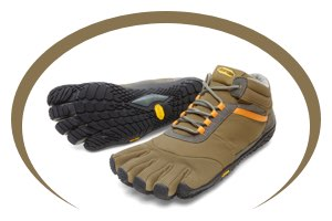 Vibram FiveFingers - Trek Ascent Winter