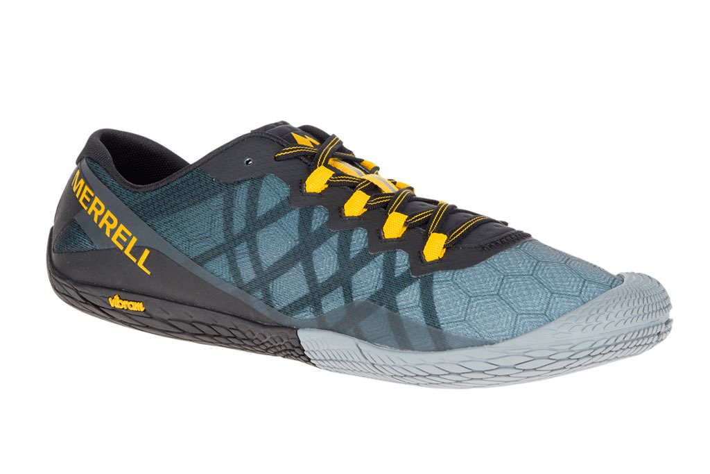 Merrell Shoes - Herren - Vapor Glove 3 - dark grey
