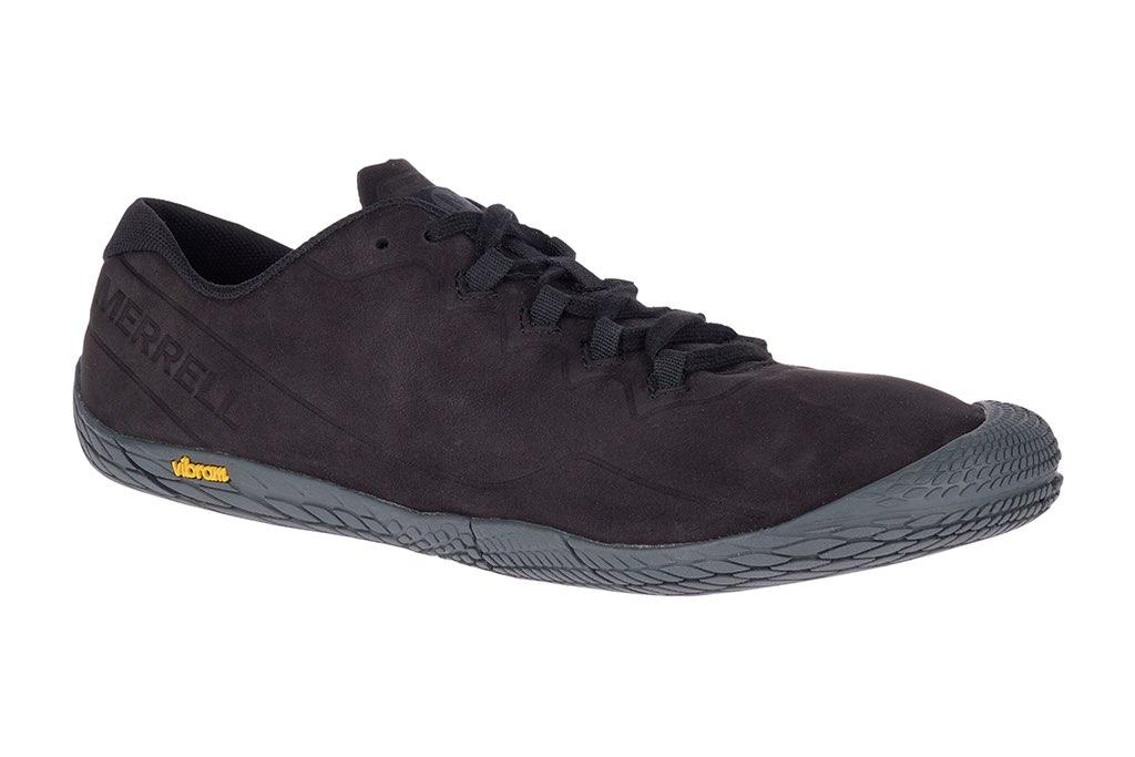 Merrell Shoes - Vapor Glove 3 Luna - Leder - schwarz