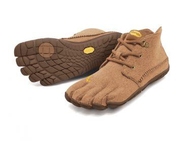 Vibram FiveFingers - CVT-Wool - caramel brown