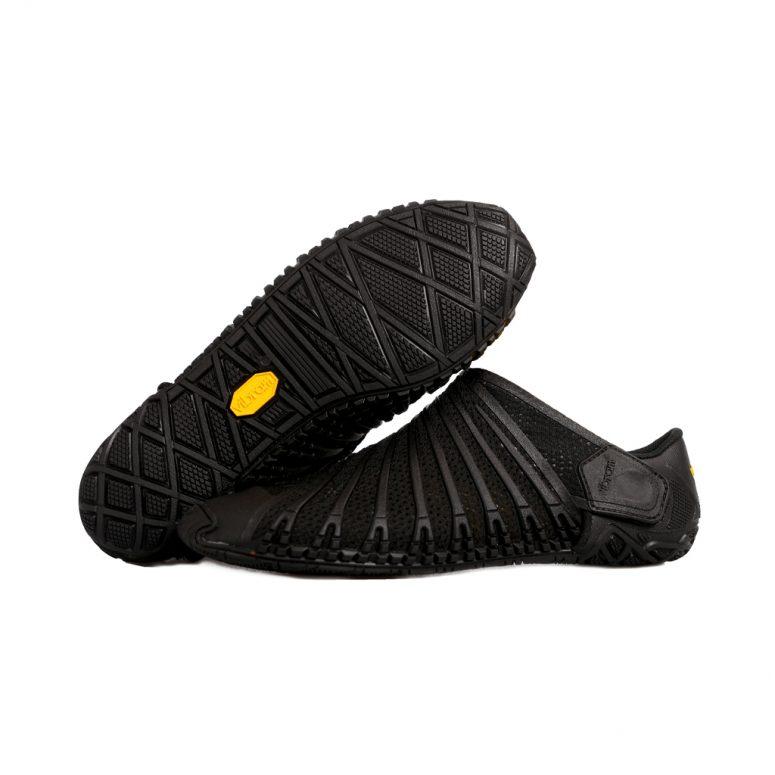 Vibram Furoshiki Knit Low black 20MEA01