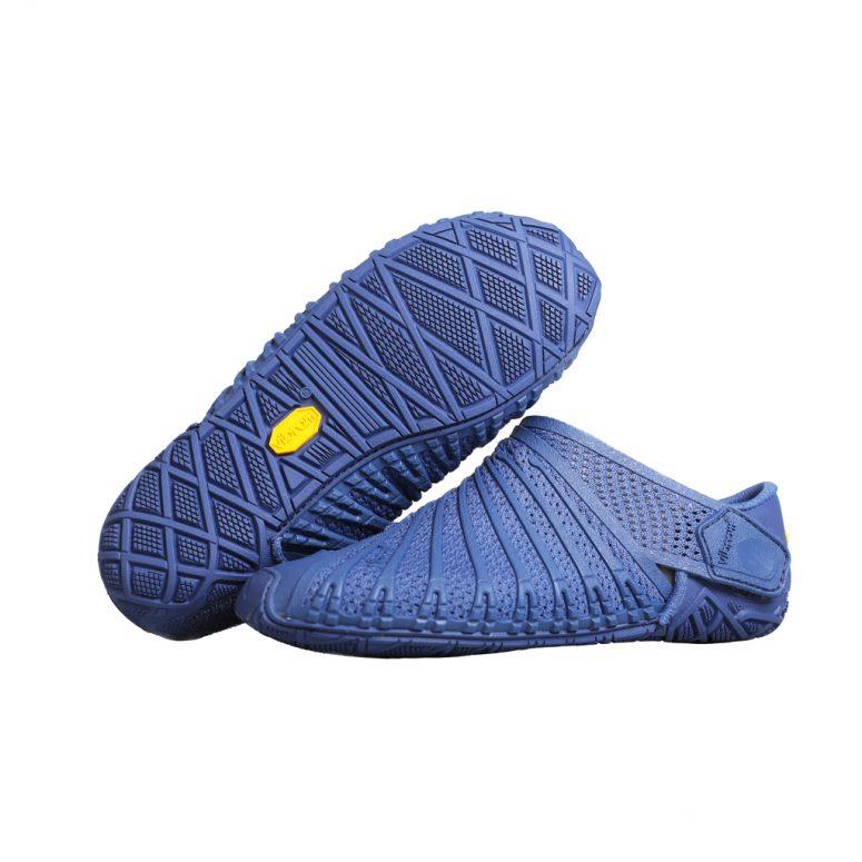 Vibram Furoshiki Knit Low navy 20MEA02